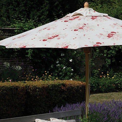 roses-fabric-garden-umbrella