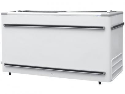 Expositor/Freezer Horizontal 2 Portas 503L - Fricon ICED503 com as melhores condições você encontra no Magazine Vianna3. Confira!