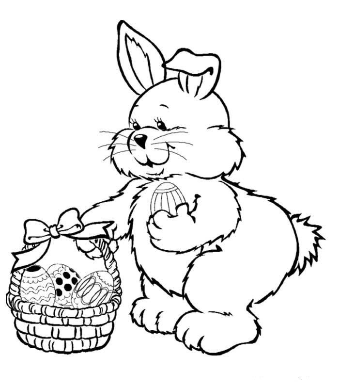 Easter 131 Coloring Pages