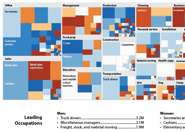 Best Data Visualizations Images On Pinterest Data - Us census buraue interactive map education