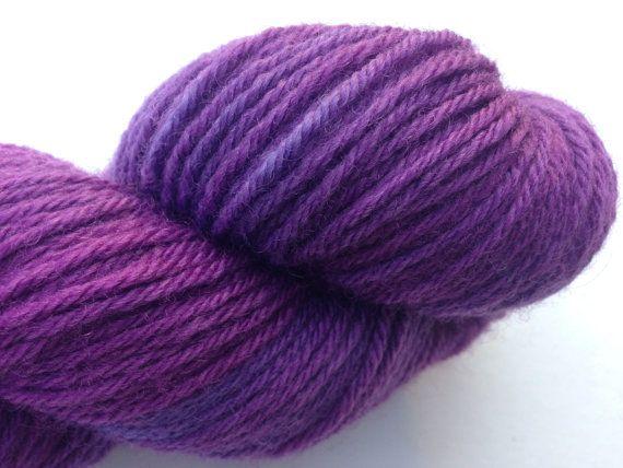 Eminence (Eos- 100% BFL DK) purple
