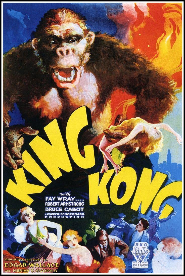 King Kong (1933)                                                                                                                                                                                 More