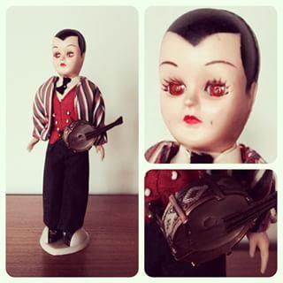found at Tiffin Flea Market in Ohio. #creepy #doll #fleamarket #ohio