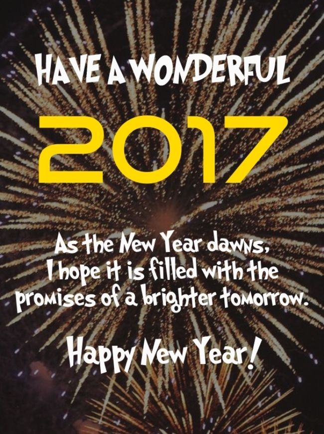 2017 2018 Happy New Year Images Quotes For Boyfriend Happy New
