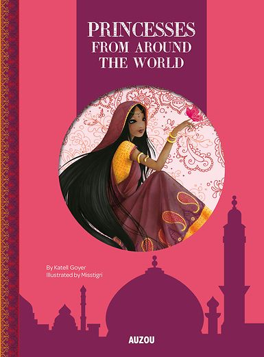 Meet marvelous princesses from around the world with this wonderful book. These fantastical princesses are just like real ones from the kingdoms of China, India, and Italy.