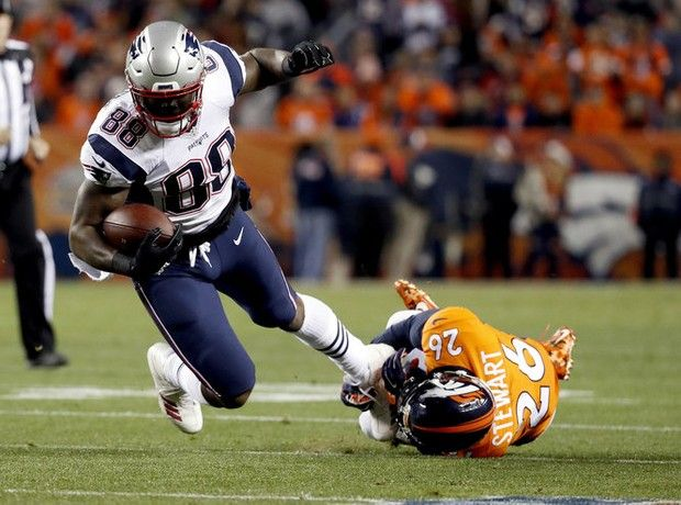 New England Patriots provided glimpse of how they'll use Rob Gronkowski and Martellus Bennett together - MassLive.com (blog)