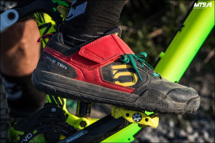 Test: Five Ten Impact XVI Clipless shoes. Check it.