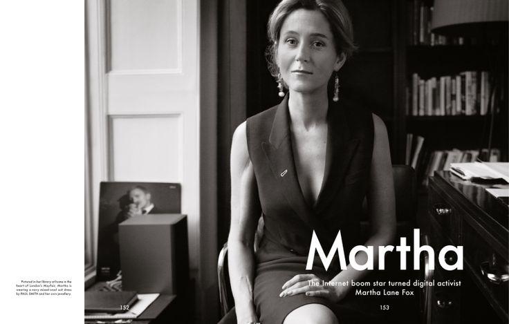 MAP - News – Paul Wetherell Photographs Martha Lane Fox & Kate Phelan for The Gentlewoman