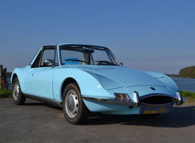 1970 Matra 530 LX