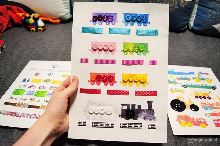 Grafika inna niż wszystkie. Pomysłowe grafiki do pokoju dziecięcego.