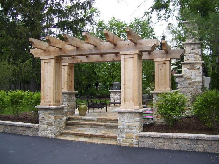 Outdoor Stone Pillars : Best images about wv stone columns on pinterest faux