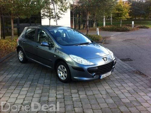 Peugeot 307 1.4 with new NCT