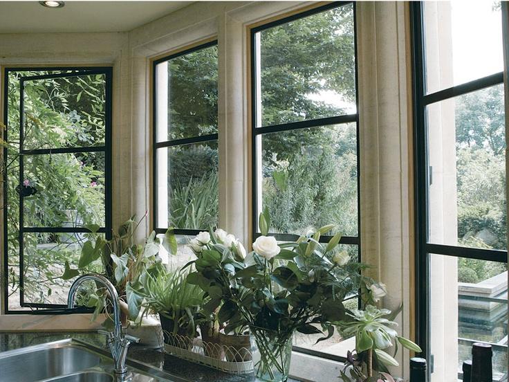 Heritage Bronze Casements - Metal Windows