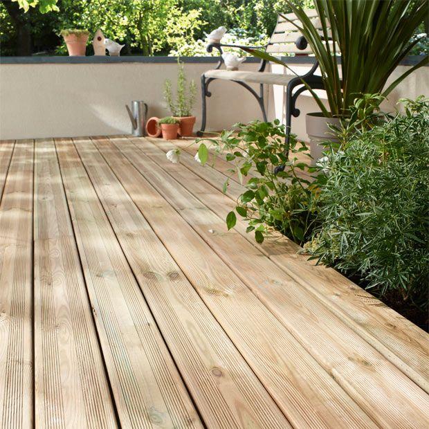 les 25 meilleures id es de la cat gorie lame de terrasse sur pinterest lame terrasse bois. Black Bedroom Furniture Sets. Home Design Ideas