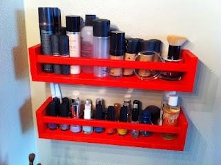 oh lv: My DIY Makeup Vanity