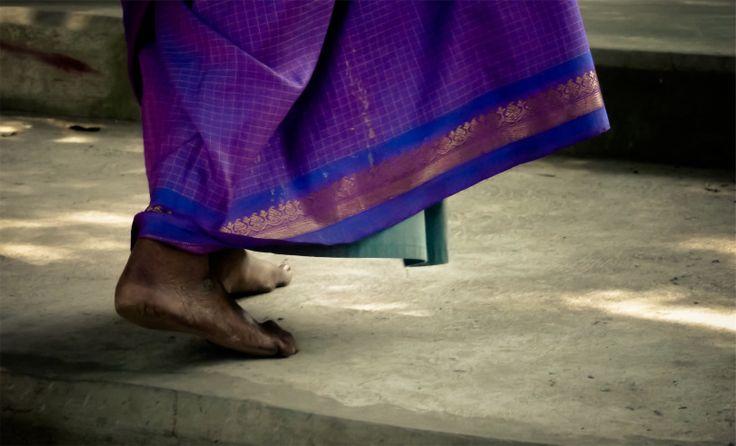 Lopen op blote voeten deel 2: anekdotes