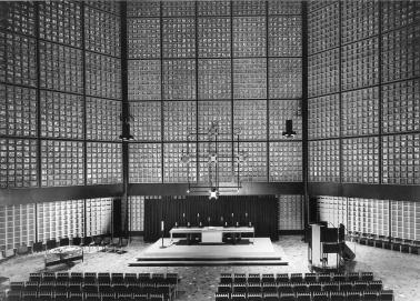 Kaiser-Wilhelm-Gedächtnis-Kirche Berlin Gebäudeensemble