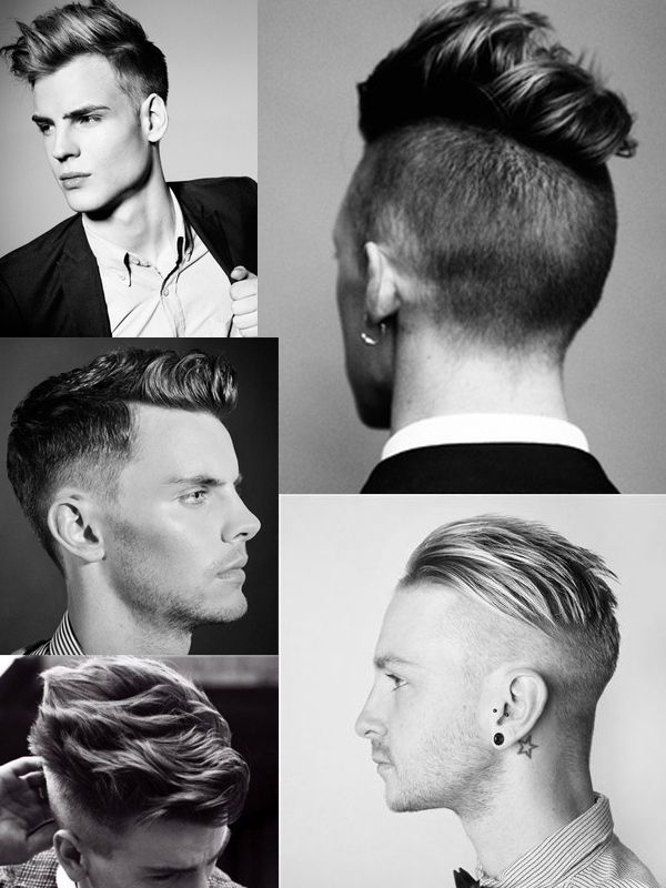 Pompadour Haircut Vancouver : Best images about men s haircut and hairstyles on