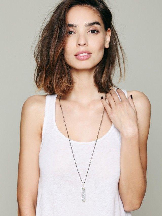 Trendy Mood | Trouvez l'inspiration : des coupes de cheveux au carré | http://www.trendymood.com