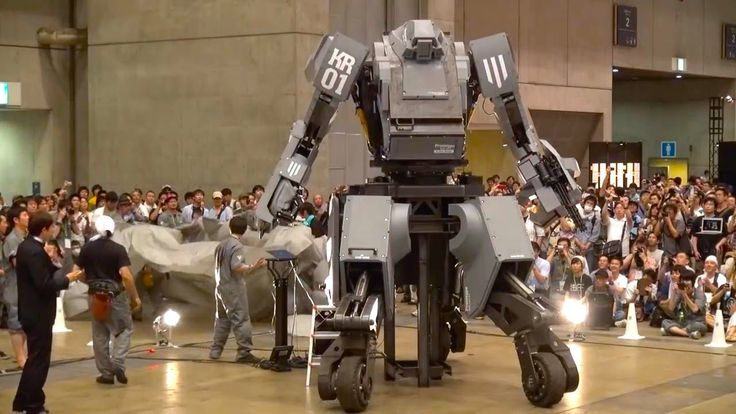 10 Amazing Robots That Will Change the World