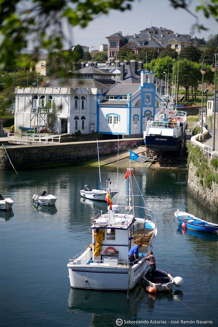 Puerto de Vega  #Navia #Asturias #ParaísoNatural #NaturalParadise #Spain