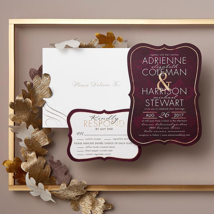 wedding invitations divas%0A Send guests a wedding invitation that perfectly expresses your style