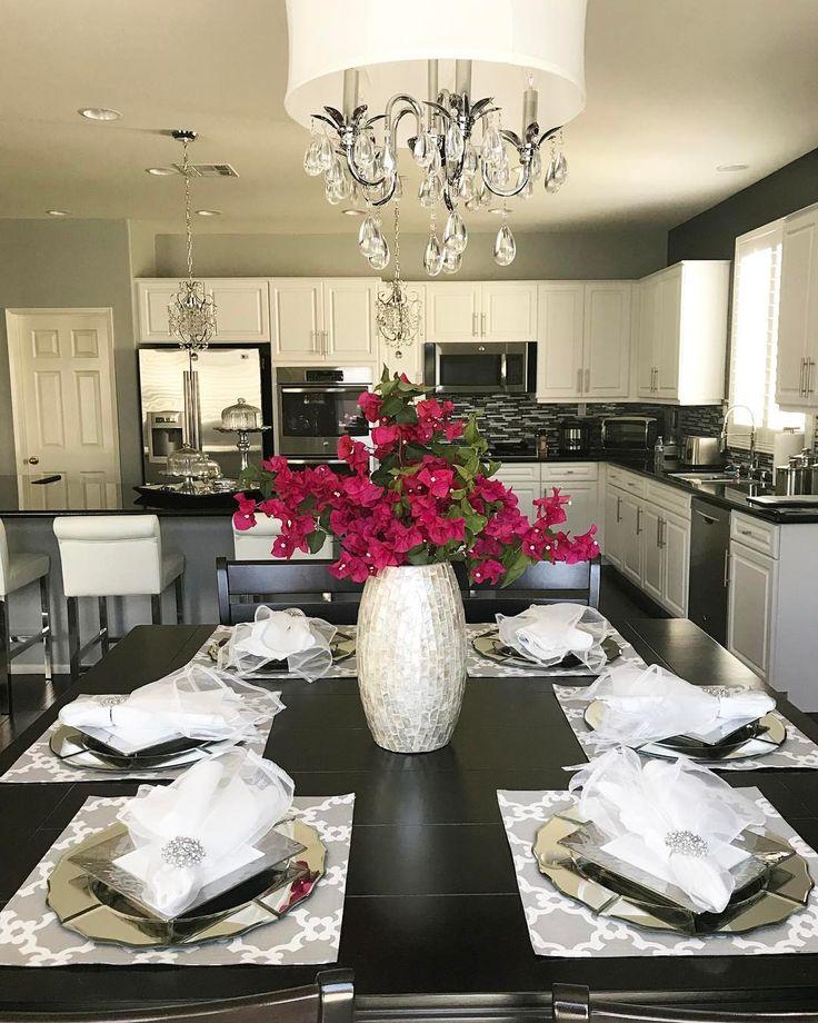 Black And White Kitchen Ideas: 17 Best Ideas About Black White Kitchens On Pinterest