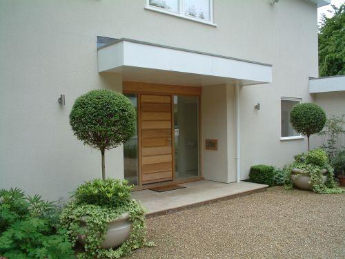 Modern entry door doors pinterest doors modern and for Modern front porch