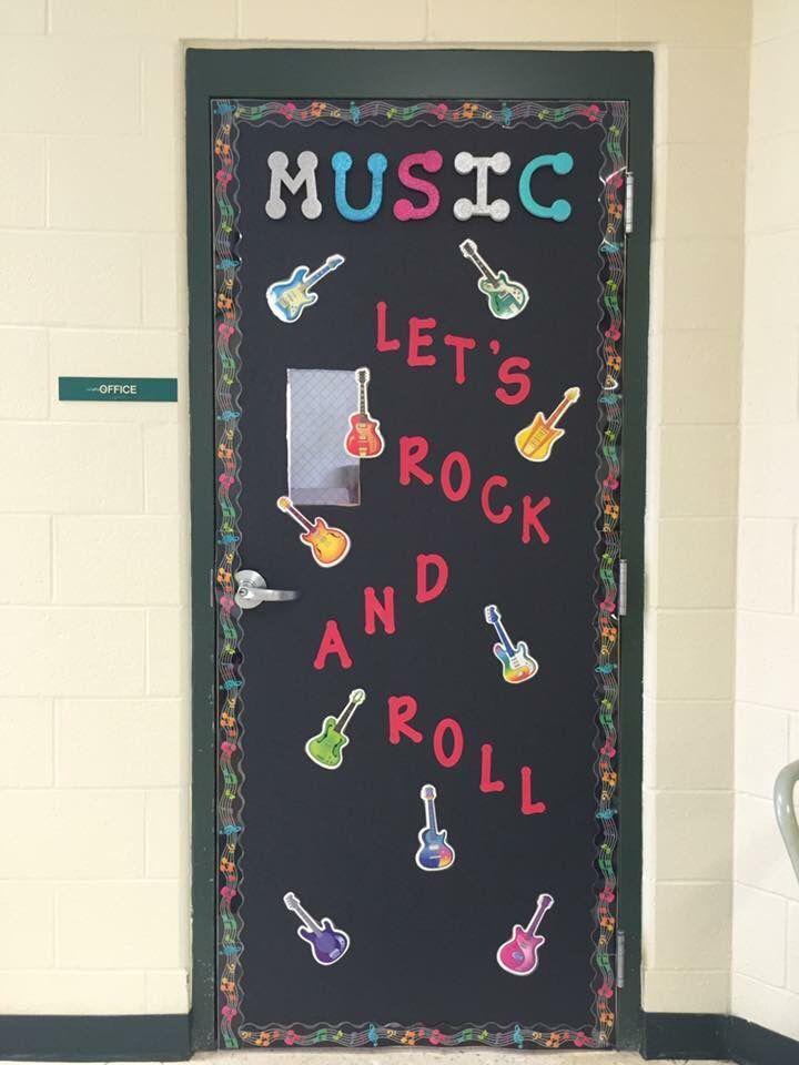 Music Classroom Door Decorations ~ Best music classroom decor ideas images on pinterest