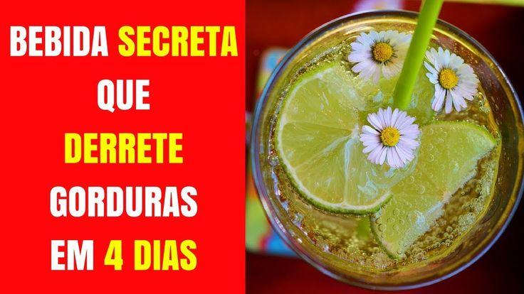 Bebida Secreta Que Derrete Gorduras Em 4 Dias - Emagrecer E Ser Fitness
