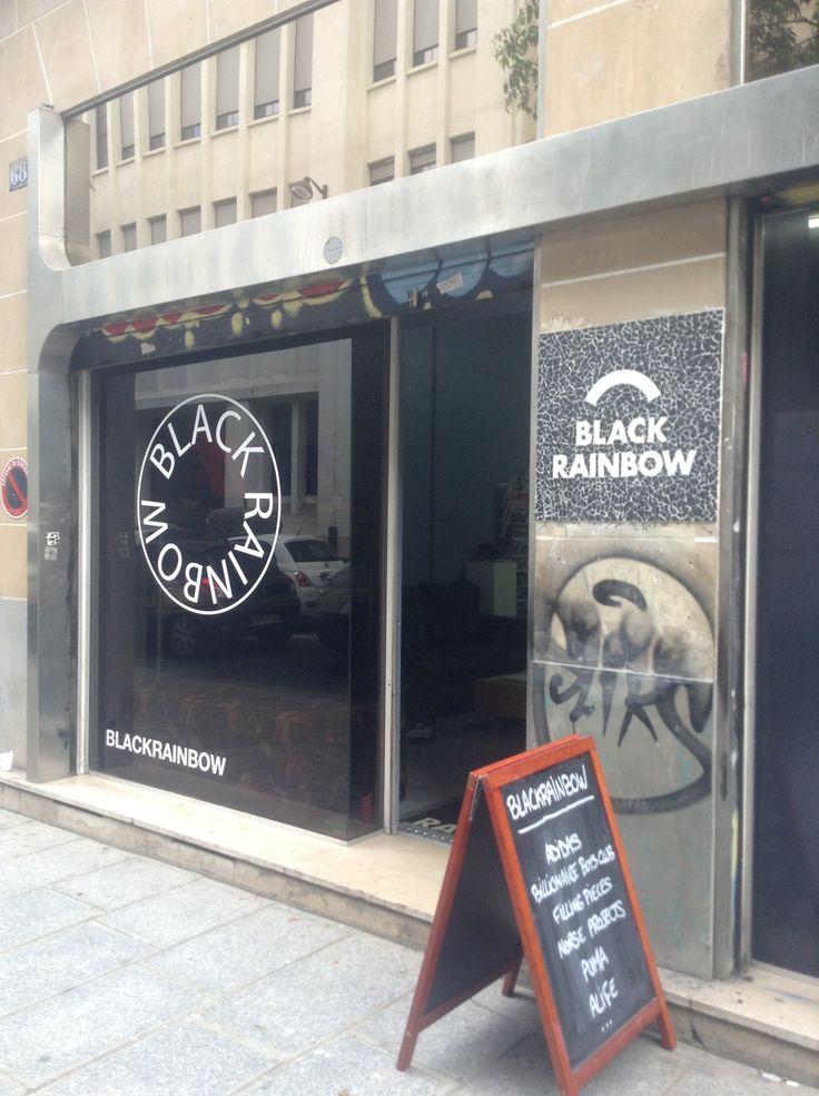 black rambow paris