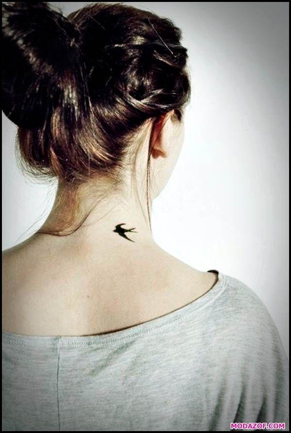 Kuş Dövmesi 3