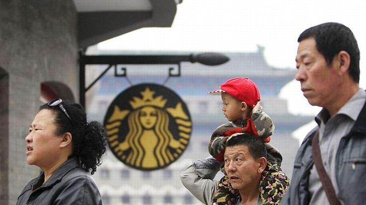 Les tarifs de Starbucks épinglés par les médias chinois
