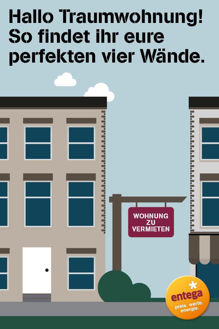 #Wohnungssuche: #Tipps, wie ihr eure Wunsch-Zuhause findet, und was ihr bei der #Wohnungsbesichtigung beachten solltet. So gelingt der #Umzug!