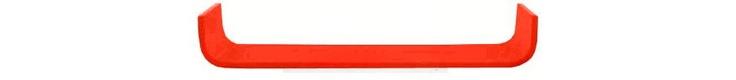 TOOTSIE - FLY  etagere murale arrondie l80 cm rouge  29,90 €