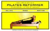 Pilates REFORMER Personal Studio Guide (Melinda Bryan Pilates Pocket Guide) - #pilates #pilatesclothes #pilatesequipment #pilatesdvd -   For basic Pilates Instruction get THE PERSONAL STUDIO GUIDE used by Certified Pilates Instructors and their clien