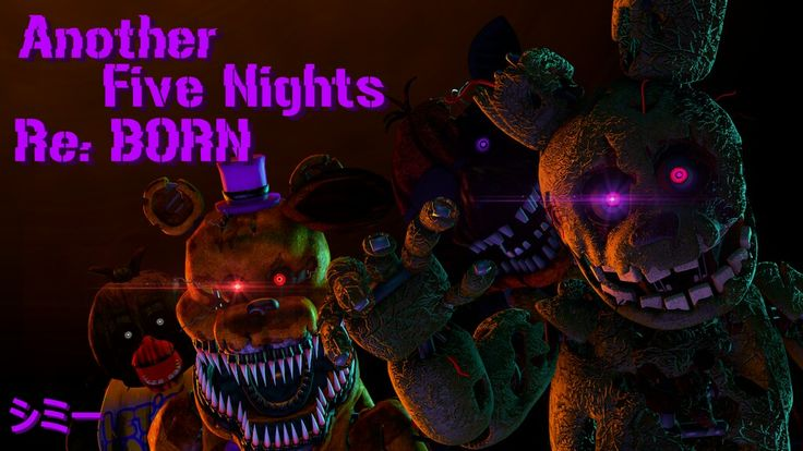 Springtrap's awesome rap song!!! He sings so well!!