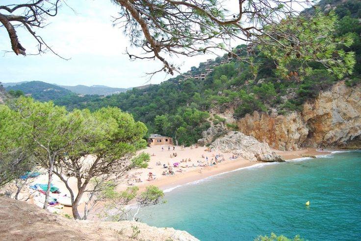 Cala Pola - Tossa de Mar - Costa Brava, Catalonia.
