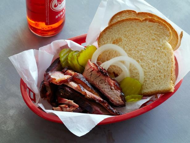 Oklahoma Joe's Smoked Brisket Flat Recipe courtesy of Jeff Stehney, Oklahoma Joe's BBQ
