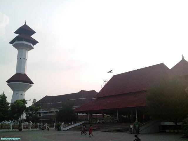 Masjid Agung Kota Serang