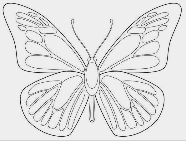 28 best mami images on Pinterest Butterflies, Butterfly template