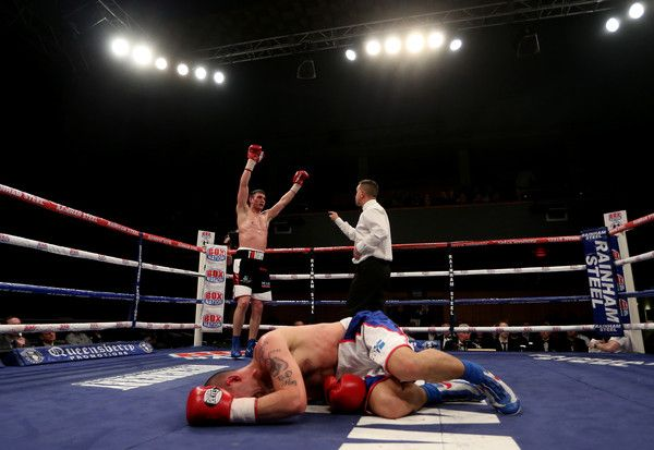 Tommy Langford Photos: Boxing at Wolverhampton Civic Hall