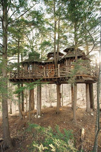 14 | 13 Of The World's Coolest Treehouses | Co.Design | business + design