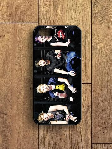5 Seconds Of Summer iPhone 5S Case
