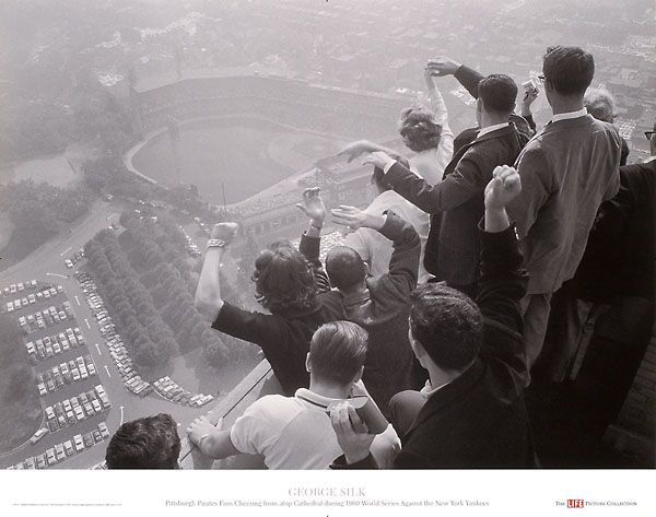 World series pittsburgh 1960 iconic photograph posters and prints available at