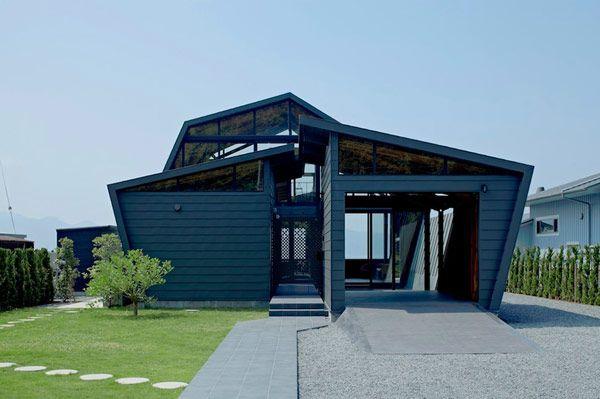 Ssk_modern Villa (13). Japanische ArchitekturHaus ...