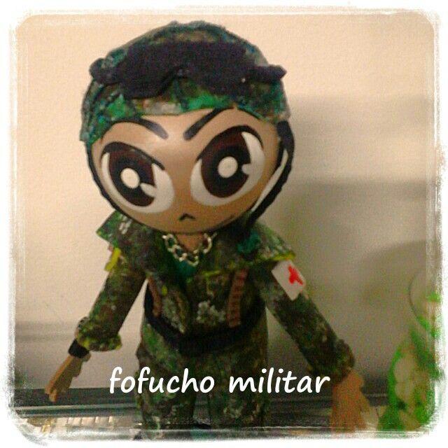 Fofucho militar