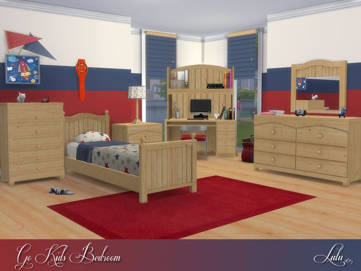 Sims  Custom Content Painted Furniture Sets