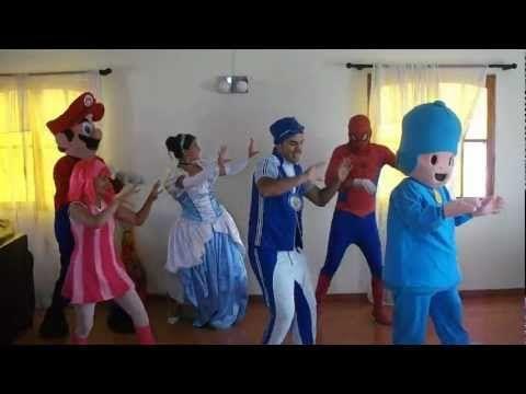 Pica-Pica - Yo tengo una casita (Videoclip oficial) - YouTube