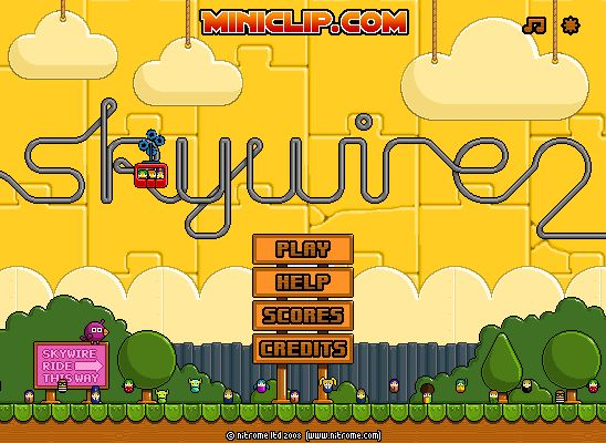 Play Skywire A Free Online Game On Jay Is Games
